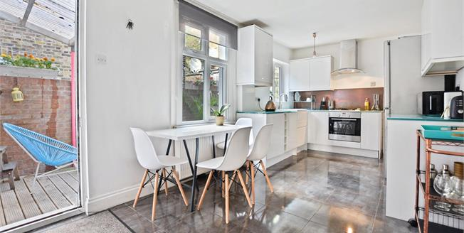 Asking Price £922,000, 3 Bedroom Terraced House For Sale in NW10