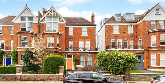Asking Price £600,000, 2 Bedroom Flat For Sale in NW6