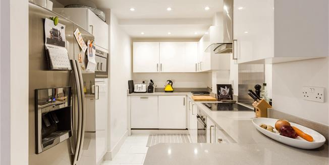 Asking Price £749,995, 2 Bedroom Flat For Sale in NW6