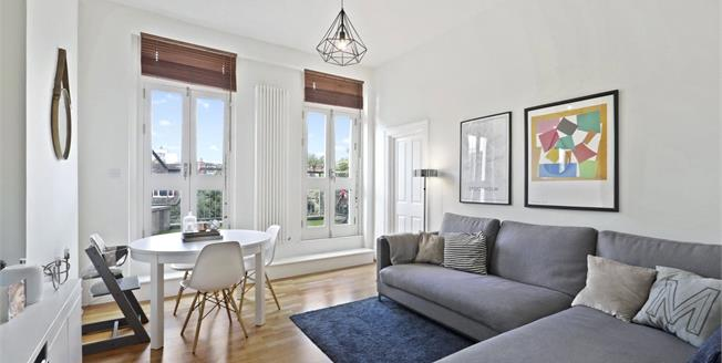 Asking Price £625,000, 2 Bedroom Flat For Sale in London, NW2