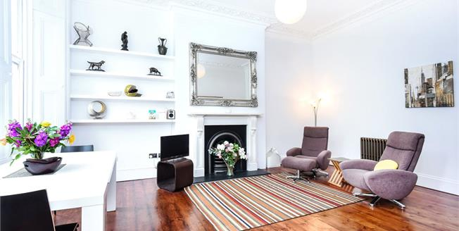 Asking Price £675,000, 2 Bedroom Flat For Sale in NW6