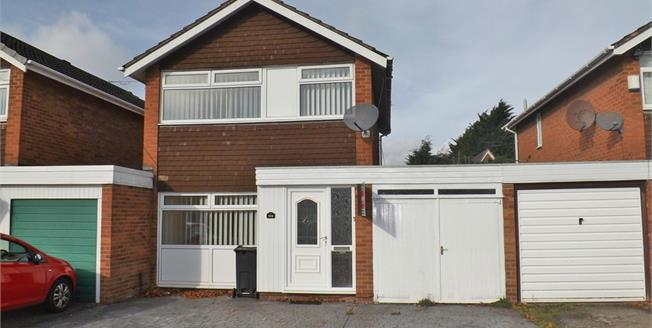 Offers Over £160,000, 3 Bedroom Link Detached House For Sale in Cheshire, CH65