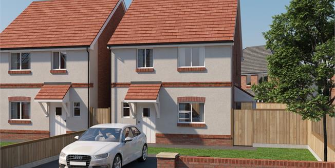 £230,000, 3 Bedroom Detached House For Sale in Ellesmere Port, CH66