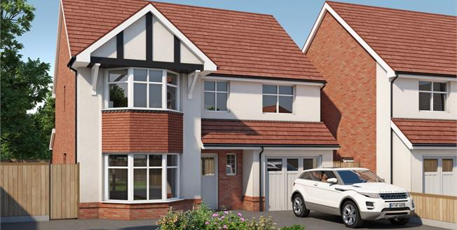 Asking Price £375,000, 4 Bedroom Detached House For Sale in Ellesmere Port, CH66