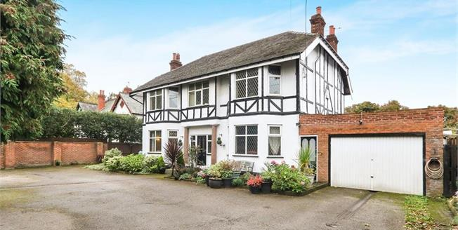 Offers in excess of £495,000, 5 Bedroom Detached House For Sale in Ellesmere Port, CH65