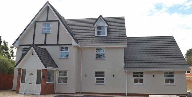 Price on Application, 5 Bedroom Detached House For Sale in Ellesmere Port, CH66