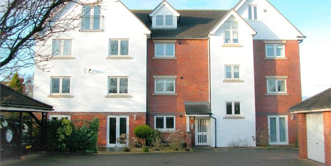 Asking Price £320,000, 2 Bedroom Apartment For Sale in Cheshire, CH64