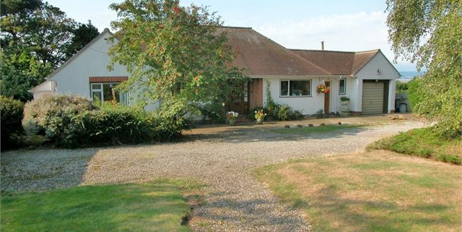 Asking Price £595,000, 3 Bedroom Detached Bungalow For Sale in Cheshire, CH64