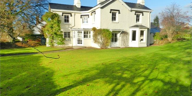 Asking Price £750,000, 5 Bedroom Detached House For Sale in Cheshire, CH64