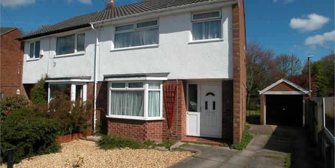 Asking Price £199,950, 3 Bedroom Semi Detached House For Sale in Cheshire, CH64