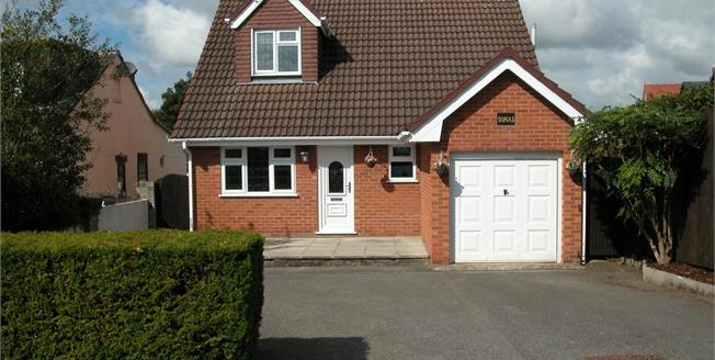 Asking Price £299,950, 3 Bedroom Detached House For Sale in Cheshire, CH64