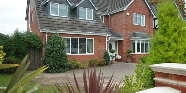 Asking Price £415,000, 4 Bedroom Detached House For Sale in Neston, CH64