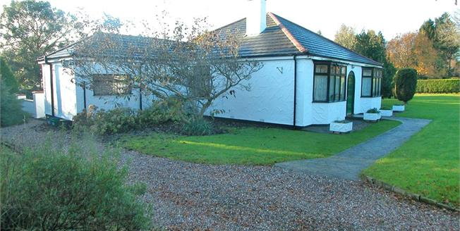 Asking Price £475,000, 4 Bedroom Detached Bungalow For Sale in Cheshire, CH64