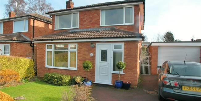 Asking Price £240,000, 3 Bedroom Detached House For Sale in Cheshire, CH64