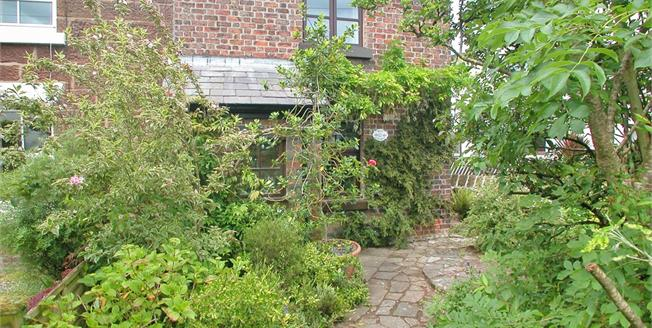 Asking Price £212,000, 2 Bedroom Cottage House For Sale in Cheshire, CH64