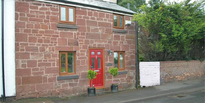Asking Price £270,000, 2 Bedroom Cottage House For Sale in Cheshire, CH64