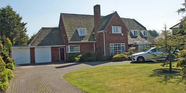 Asking Price £675,000, 5 Bedroom Detached House For Sale in Liverpool, L23