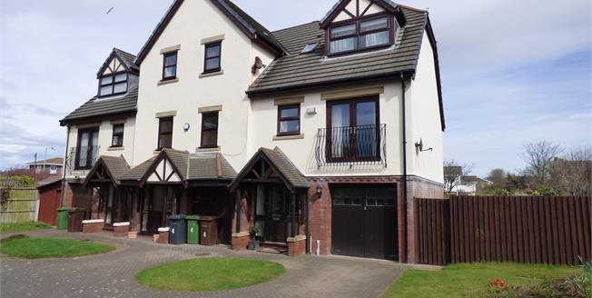 Asking Price £280,000, 3 Bedroom Semi Detached House For Sale in Liverpool, L23