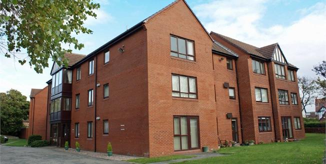Asking Price £62,995, 1 Bedroom Apartment For Sale in Blundellsands, L23