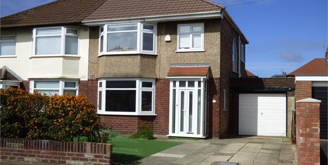 Asking Price £240,000, 3 Bedroom Semi Detached House For Sale in Crosby, L23