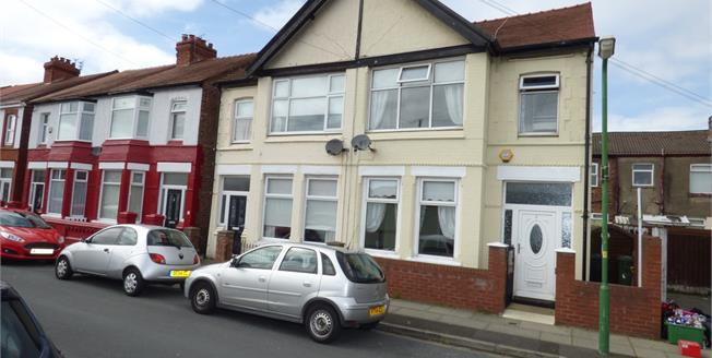 Offers Over £150,000, 3 Bedroom Semi Detached House For Sale in Liverpool, L23