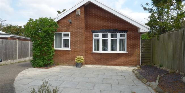 Offers Over £230,000, 3 Bedroom Detached Bungalow For Sale in Liverpool, L23