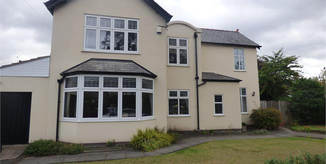 Offers in the region of £475,000, 4 Bedroom Detached House For Sale in Crosby, L23