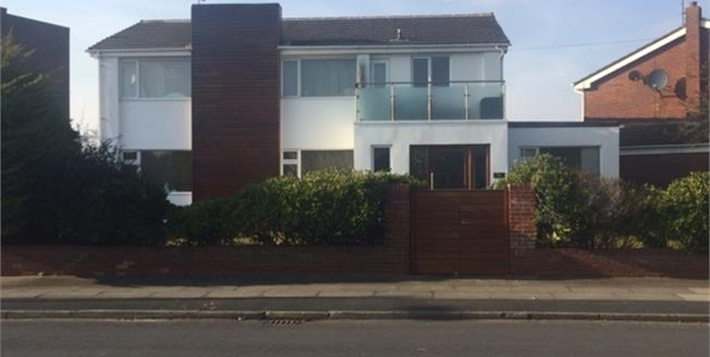 Offers in the region of £620,000, 4 Bedroom Detached House For Sale in Liverpool, L23