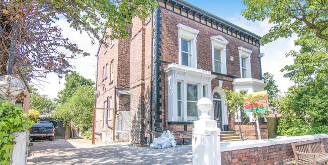Asking Price £80,000, 1 Bedroom Apartment For Sale in Liverpool, L22