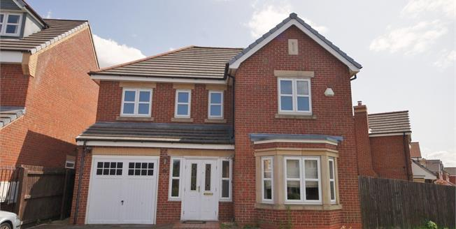 Asking Price £220,000, 4 Bedroom Detached House For Sale in Prenton, CH43