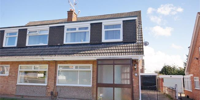 Asking Price £152,500, 3 Bedroom Semi Detached House For Sale in Prenton, CH43