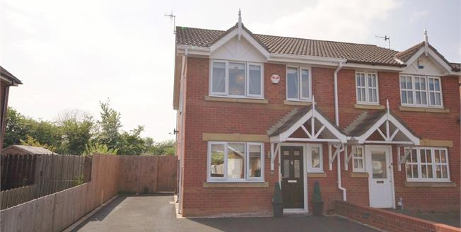 Asking Price £165,000, 3 Bedroom Semi Detached House For Sale in Prenton, CH43