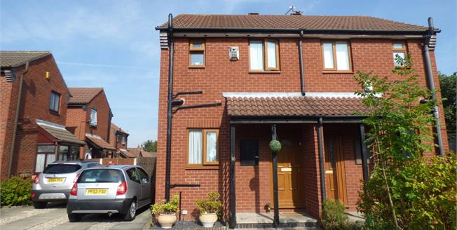 Offers Over £87,000, 2 Bedroom Semi Detached House For Sale in Tranmere, CH42