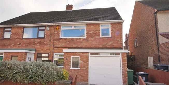 Asking Price £134,950, 3 Bedroom Semi Detached House For Sale in Prenton, CH43