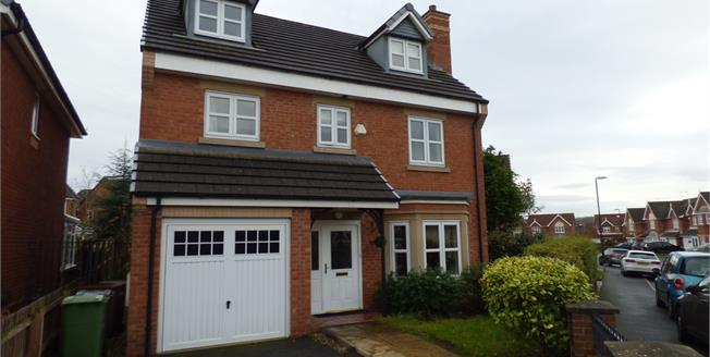 Offers in excess of £270,000, 6 Bedroom Detached House For Sale in Prenton, CH43