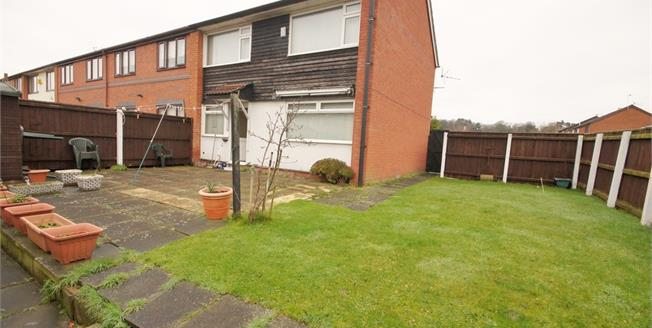 Asking Price £100,000, 3 Bedroom End of Terrace House For Sale in Prenton, CH43