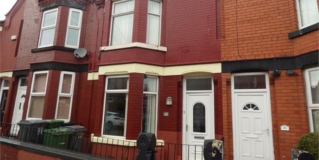 Asking Price £100,000, 3 Bedroom Terraced House For Sale in Birkenhead, CH42