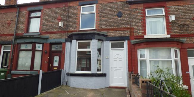 Asking Price £75,000, 2 Bedroom Terraced House For Sale in Birkenhead, CH42