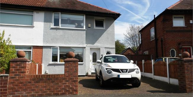 Offers in excess of £160,000, 3 Bedroom Semi Detached House For Sale in Prenton, CH43