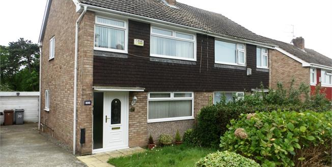 Offers Over £135,000, 3 Bedroom Semi Detached House For Sale in Prenton, CH43