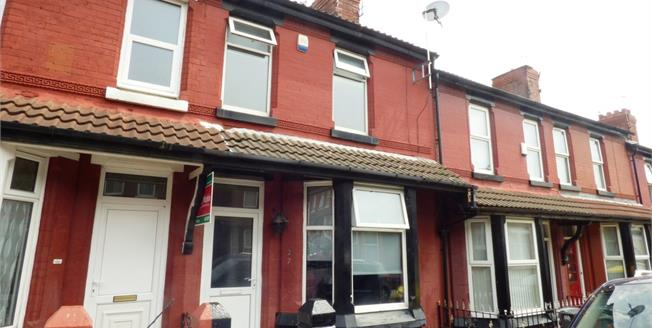 Offers in excess of £85,000, 3 Bedroom Terraced House For Sale in Tranmere, CH42