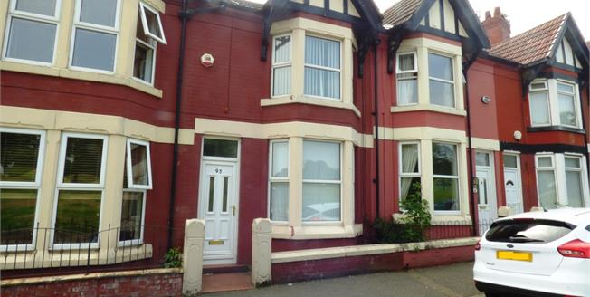 Asking Price £80,000, 3 Bedroom Terraced House For Sale in Tranmere, CH42