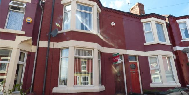 Asking Price £65,000, 2 Bedroom Terraced House For Sale in Prenton, CH42