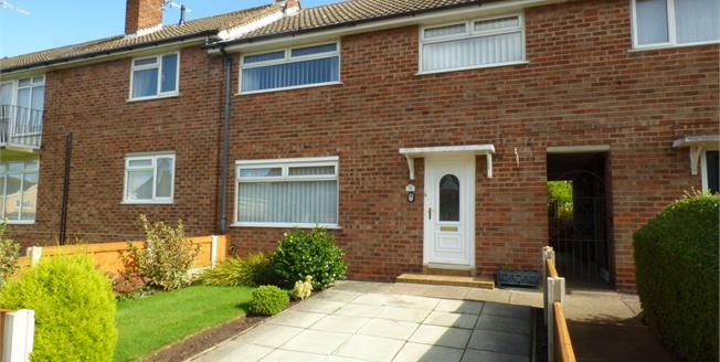 Offers in excess of £110,000, 3 Bedroom Terraced House For Sale in Prenton, CH43