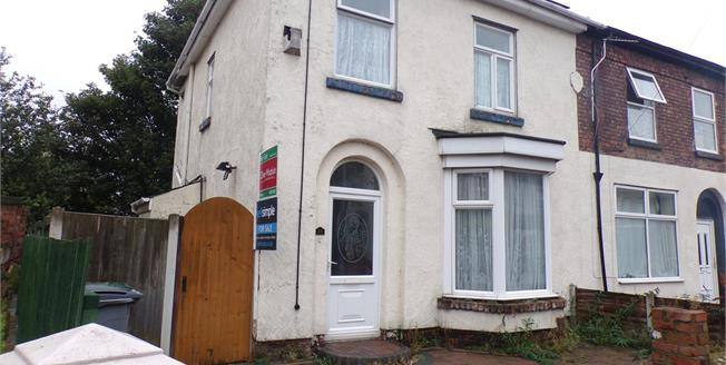 Asking Price £70,000, 3 Bedroom Semi Detached House For Sale in Birkenhead, CH42