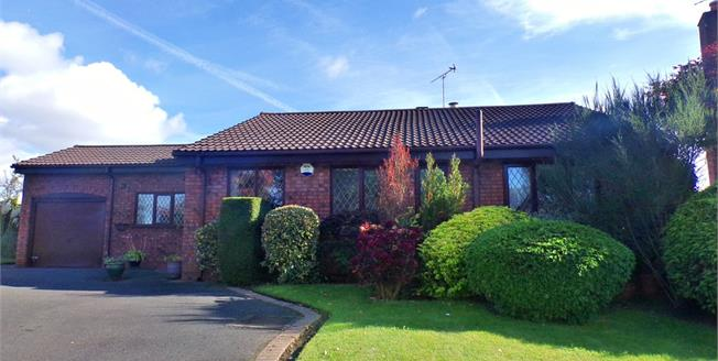Offers in excess of £330,000, 3 Bedroom Detached Bungalow For Sale in Prenton, CH43