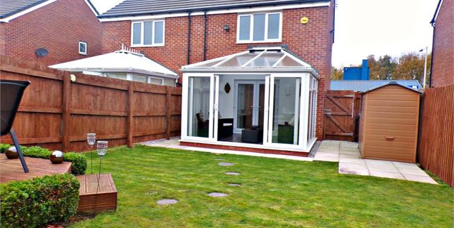 Asking Price £117,950, 2 Bedroom Semi Detached House For Sale in Birkenhead, CH41