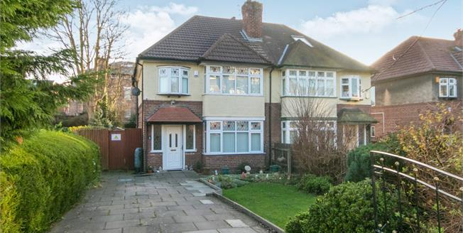 Offers in excess of £200,000, 3 Bedroom Semi Detached House For Sale in Prenton, CH43