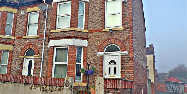 Asking Price £100,000, 3 Bedroom End of Terrace House For Sale in Birkenhead, CH42