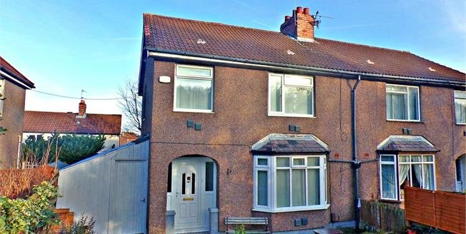 Asking Price £115,000, 3 Bedroom Semi Detached House For Sale in Birkenhead, CH41